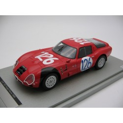 Alfa Romeo TZ2 126 Targa Florio 1966 Pinto Torado Tecnomodel TM1865C