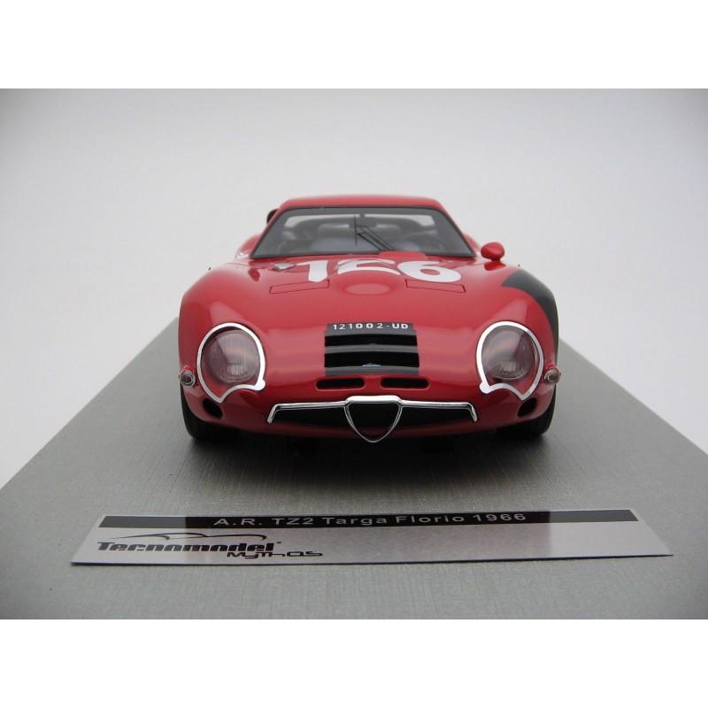 Alfa Romeo TZ2 126 Targa Florio 1966 Pinto Torado
