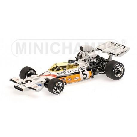 McLaren Ford M19 Allemagne 1972 Brian Redman Minichamps 530724305