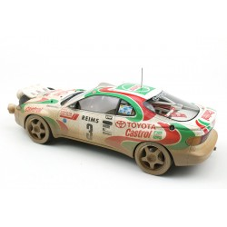 Toyota Celica GT4 3 Winner Rallye Monte Carlo 1993 Auriol Occelli Top Marques TOP34AD