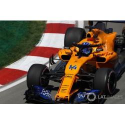 McLaren Renault MCL33 F1 Canada 2018 300th GP Fernando Alonso Minichamps 537184714