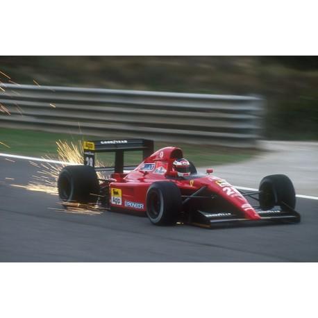 Ferrari 643 F1 Allemagne 1991 Jean Alesi Looksmart LSF1H13