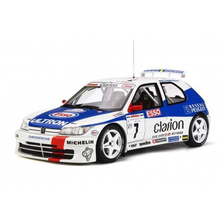 Peugeot 306 Maxi 7 Tour de Corse 1996 Panizzi Panizzi Ottomobile OT664