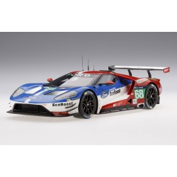 Ford GT 68 Winner LMGTE Pro 24 Heures du Mans 2016 Truescale TS0031