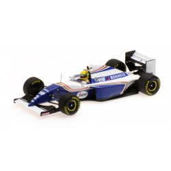 Williams Renault FW16 F1 Brésil 1994 Ayrton Senna Minichamps 547940102
