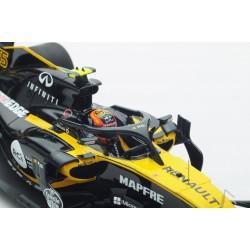 Renault RS18 F1 Chine 2018 Carlos Sainz Jr Spark 18S346