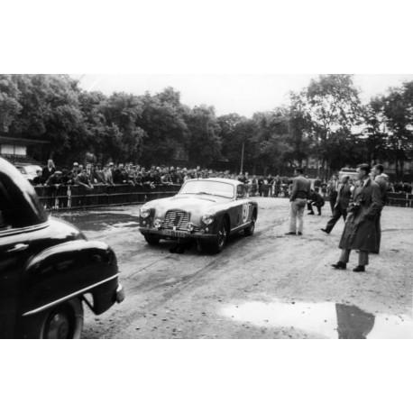 Aston Martin DB2/4 Vignale 27 24 Heures du Mans 1954 Spark S0597