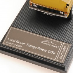 Range Rover Yellow 1970 Almost Real ALM410103