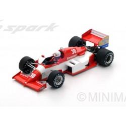 Zakspeed 841 F1 1985 Christian Danner Spark S1872