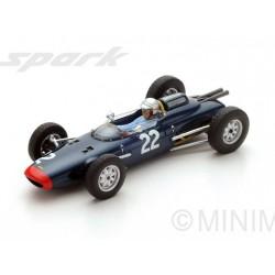 Lola MK4 22 F1 Belgique 1963 Lucien Bianchi Spark S5330