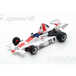 Hill GH1 22 F1 Angleterre 1975 Alan Jones Spark S5675