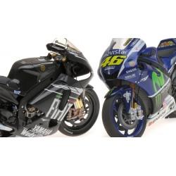 Promo Pack Valentino Rossi Yamaha Test Bikes 2008 2016