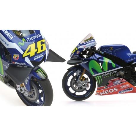 Promo Pack Valentino Rossi Yamaha Moto GP 2016