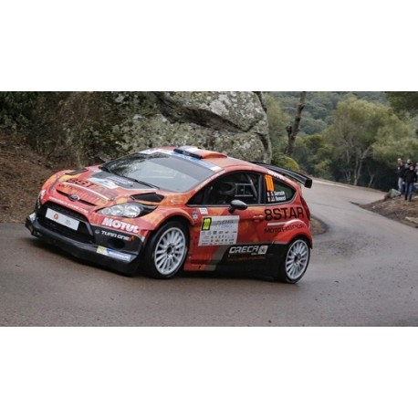 Ford Fiesta RRC 10 Tour de Corse 2014 Sarrazin Renbucci IXO RAM599