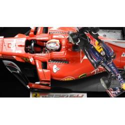 Promo Pack Sebastian Vettel F1 2017 F1 2012