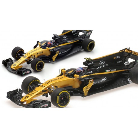 Promo Pack Renault RS17 F1 2017