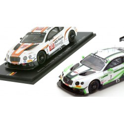 Promo Pack Bentley 24 Heures de Spa Francorchamps
