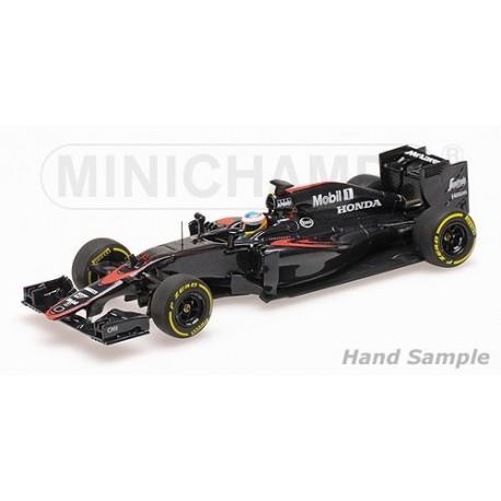 McLaren Honda MP4/30 F1 Espagne 2015 Fernando Alonso Minichamps 537154314