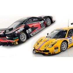 Promo Pack Ferrari 24 Heures de Spa Francorchamps