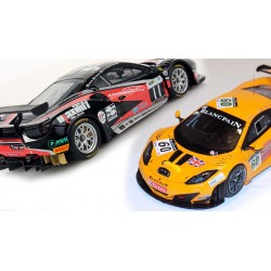 Promo Pack Ferrari McLaren 24 Heures de Spa Francorchamps