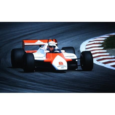 McLaren TAG MP4/1B F1 1982 Niki Lauda Minichamps 537824308