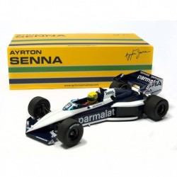 Brabham BMW BT52B Test F1 1983 Ayrton Senna Minichamps 540831899