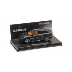 Brabus 850 GLE 63S 2016 Noire Minichamps 437034311