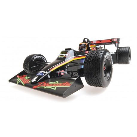 Tyrrell Ford 012 F1 Monaco 1984 Stefan Bellof Minichamps 117840004