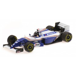 Williams Renault FW16B F1 Belgique 1994 Damon Hill Minichamps 417940400