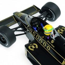 Lotus Renault 98T F1 1986 Ayrton Senna Minichamps 540861812