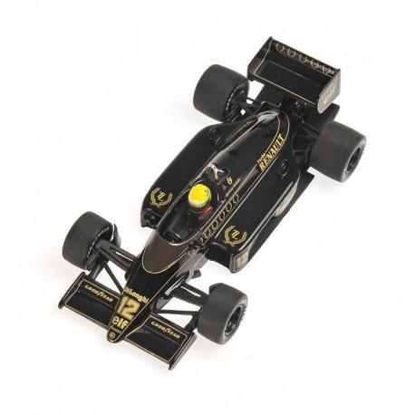 Lotus Renault 98T F1 1986 Ayrton Senna Minichamps 540864312