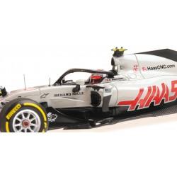 Haas F1 Team F1 Showcar 2018 Kevin Magnussen Minichamps 417189020