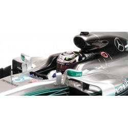 Mercedes AMG Petronas W08 EQ Power+ F1 Chine 2017 Valtteri Bottas Minichamps 117170277