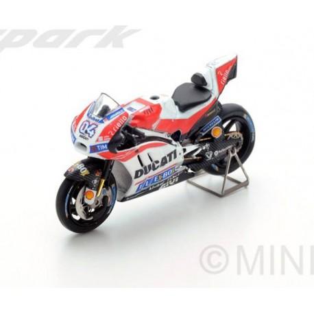 Ducati GP17 4 Andrea Dovizioso Moto GP 2017 Spark M43045