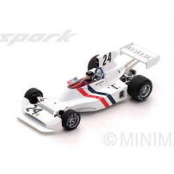 Hesketh 308 F1 Suède 1974 James Hunt Spark S2241