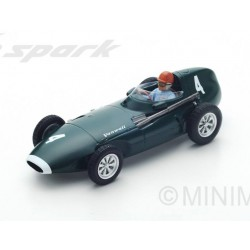 Vanwall VW5 F1 1958 Tony Brooks Spark S4872