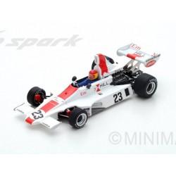 Hill GH1 23 F1 Belgique 1975 Tony Brise Spark S5672