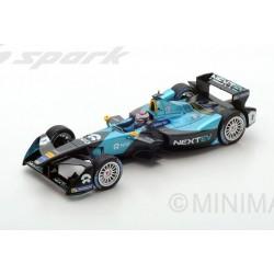 Nextev NIO 3 Formula E Monaco Round 5 2017 Nelson Piquet Jr Spark S5918