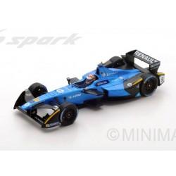 Renault e.dams 9 Formula E Hong Kong Round 1 2017 Sébastien Buemi Spark S5920