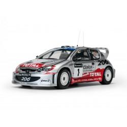 Peugeot 206 WRC 2002 Bruns - Reid Sunstar SUN3854