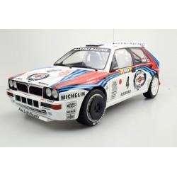 Lancia Delta MC 4 Winner Rallye Monte Carlo 1992 Auriol Occelli Top Marques TMR12-01A