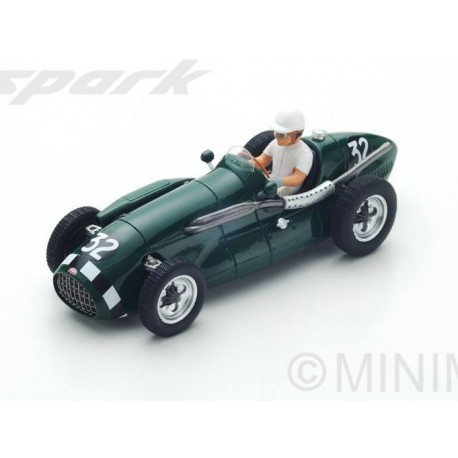 Connaught A F1 1952 Stirling Moss Spark S4808