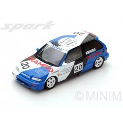 Honda Civic EF3 20 Grp3 Macau Guia Race Tsutsumi 1990 Spark SA132