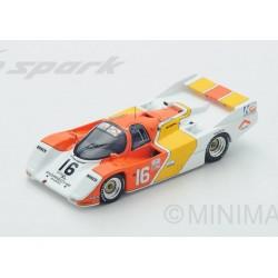 Porsche 962 16 Winner 2 Heures de Lime Rock 1985 Drake Olson Spark SUS031