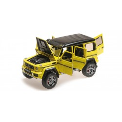 Mercedes-Benz G500 4x4 Concept Yellow Almost Real ALM820201
