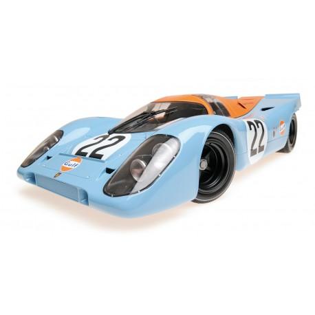 Porsche 917K 22 24 Heures du Mans 1970 Minichamps 125706622