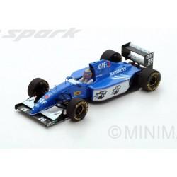 Ligier JS39 F1 1993 Mark Blundell Spark S3978