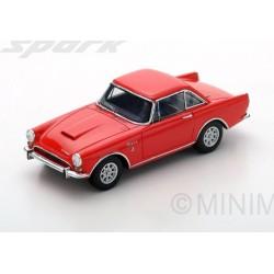 Sunbeam Alpine Tiger MKII 1967 Rouge Spark S4063