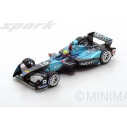 Nextev NIO 88 Formula E New York Round 9 2017 Olivier Turvey Spark S5919