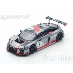 Audi R8 LMS 5 24 Heures de Spa Francorchamps 2017 Spark SB147
